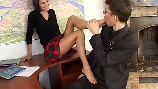 Young goddess - teachers delight