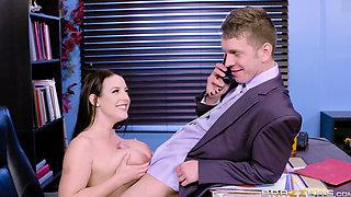 Angela White-My Slutty Secretary